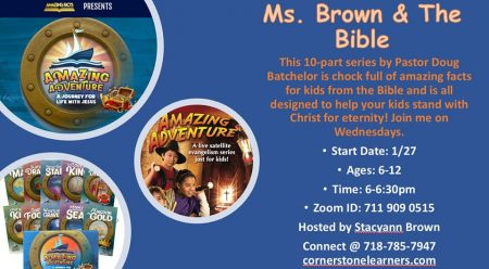 Ms. Brown & The Bible